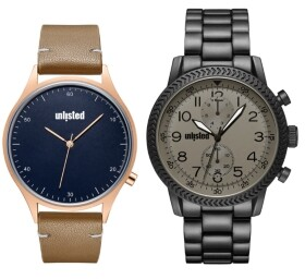 Unlisted Kenneth Cole Classic Watch Set, 45MM