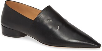 Maison Margiela Kiki Pointy Toe Loafer