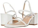 Steve Madden Inessa Heeled Sandal (White) Women's Shoes