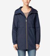 Cole Haan Sporty Packable Rain Jacket