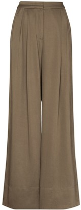 ST. AGNI Patti wide-leg trousers