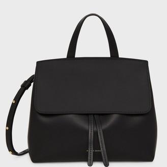 Mansur Gavriel Black Mini Mini Lady Bag - Flamma
