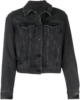 AllSaints Slim-Fit Denim Jacket