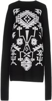 Marcelo Burlon County of Milan Short dresses