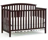 Graco Freeport 4-in-1 Convertible Crib in Cherry