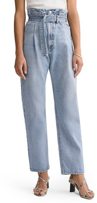 AGOLDE '90s Reworked High Waist Loose Fit Jeans