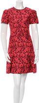 Erdem Jacquard Mini Dress w/ Tags