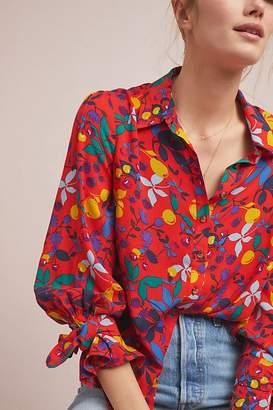 Maeve Shelley Printed Shirt