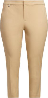 Ralph Lauren Cotton Twill Skinny Trouser