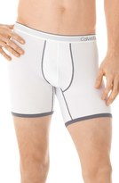 Calvin Klein 'ck one - U8517' Microfiber Boxer Briefs