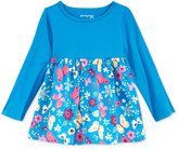 First Impressions Butterfly-Print Top, Baby Girls', Only at Macy's