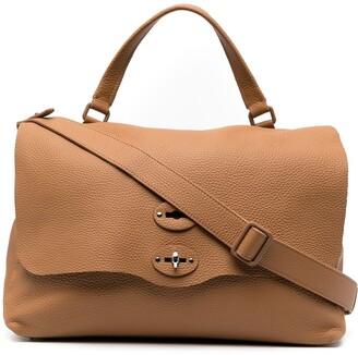 Zanellato large Postina tote bag