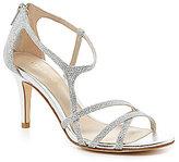 Pelle Moda Ruby Metallic Strappy Dress Sandals