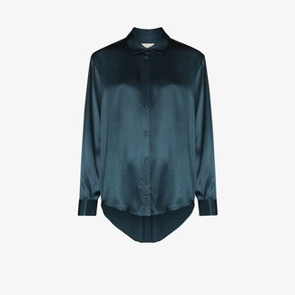 ASCENO Milan oversized shirt