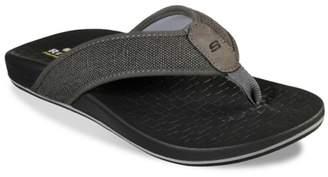 Skechers Relaxed Fit Pelem Belago Flip Flop