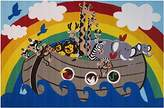 Fun Rugs Fun Time Animal Boat Novelty Rug, 39 x 58""
