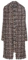 Dolce & Gabbana Knitted Coat