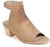 Eileen Fisher Women's Pagoda Ankle Strap Sandal