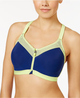 Wacoal High-Impact Zipper-Front Sports Bra 853222