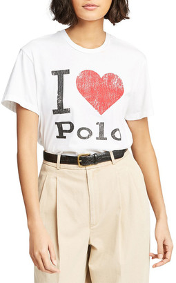 Polo Ralph Lauren Polo Jersey Graphic Tee