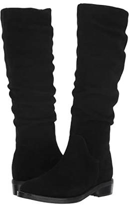 Blondo Erika Waterproof (Black Suede) Women's Shoes