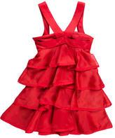 Gucci Silk Tiered Dress w/ Tags