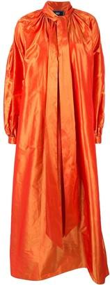 Taller Marmo oversized Sue Me coat