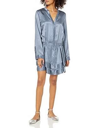 Ramy Brook Women's Alanis Striped Mini Dress