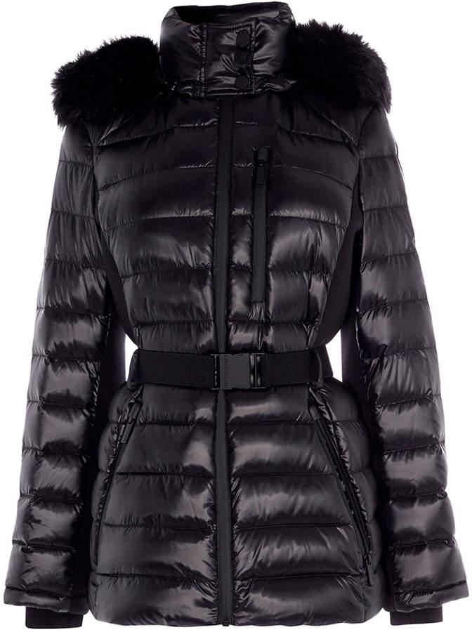 b74e20629 Belted Puffer Coat