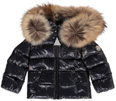 Moncler K2 Down Jacket with Fur Hood