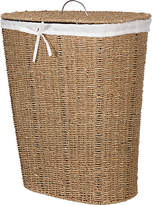 Living HOME 75 Litres Seagrass Laundry Basket - Natural