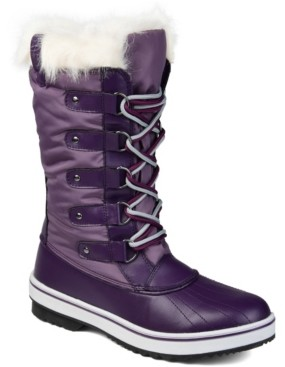 Journee Collection Women's Frost Winter Boots Women's Shoes