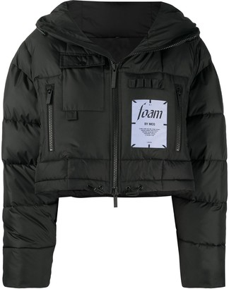McQ Quilted Padded Jacket