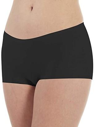 Magic Body Fashion MAGIC Bodyfashion Dream Boyshorts (Black) Women's Underwear