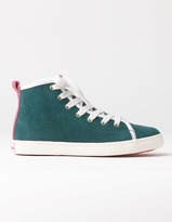 Boden Suede High Tops