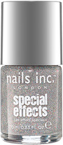 Nails Inc Special Effects Electric Lane Holographic Glitter Top Coat