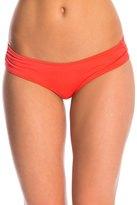 B.Swim Solid Sassy Pant Bikini Bottom 8142694