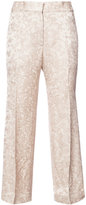 Protagonist cropped tailored trousers - women - Viscose - 4