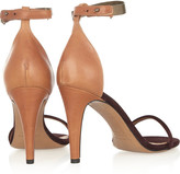Isabel Marant Suede and leather sandals