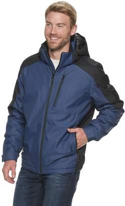 ZeroXposur Men's Revolve Hooded Jacket