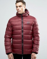 11 Degrees Padded Jacket With Hood