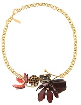 Marni Crystal necklace