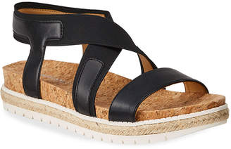 Adrienne Vittadini Prittin Stretch Sport Sandals