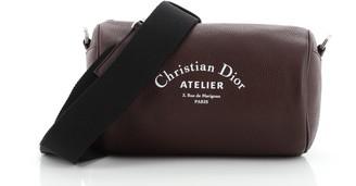 Christian Dior Roller Shoulder Bag Leather