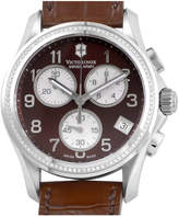 Victorinox Women's Leather Watch
