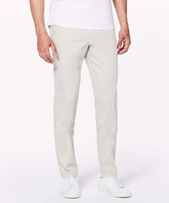Lululemon ABC Pant Slim *Warpstreme 34""
