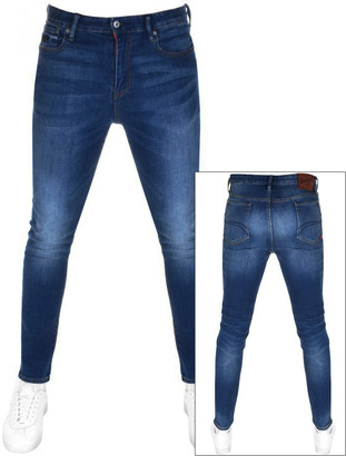 Superdry Slim Tyler Denim Jeans Blue