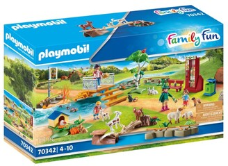 Playmobil Petting Zoo