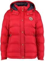 Napapijri ARTIC WOM Winter jacket red