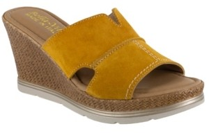 Bella Vita Gal-Italy Wedge Sandals Women's Shoes